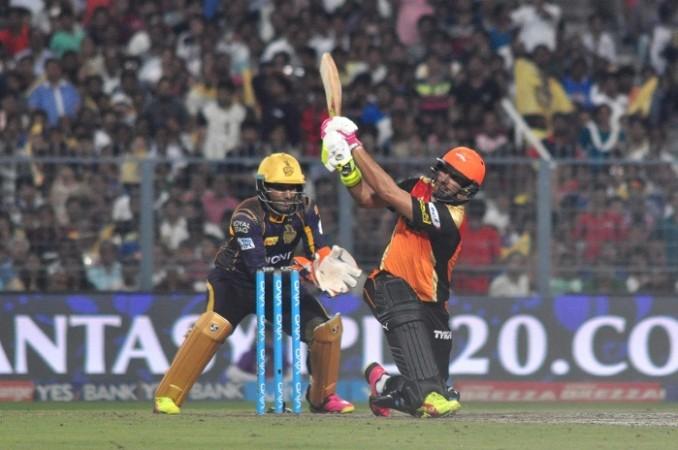 Yuvraj Singh, SRH, KKR, IPL 2017, season