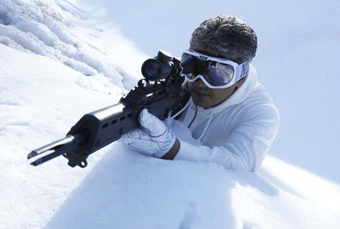 Ajith in Vivegam