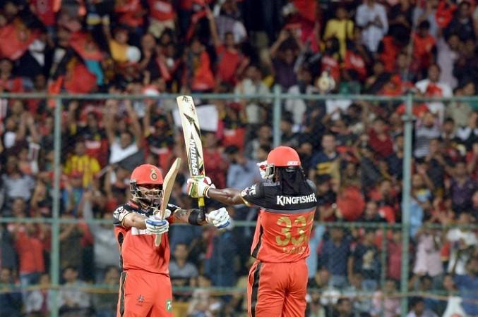 Virat Kohli, Chris Gayle, RCB, IPL, AB De Villiers