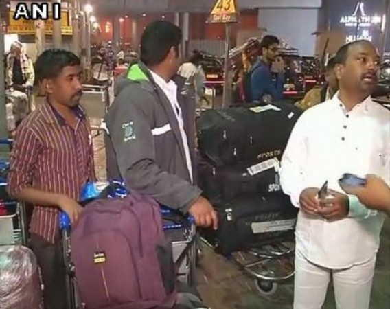 Indians rescued from ISIS captured Erbil of Iraq