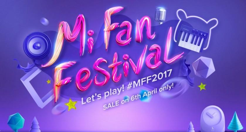 Xiaomi Mi Fan Festival,