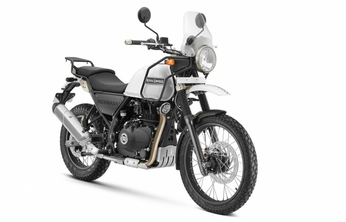 Royal Enfield Himalayan, Royal Enfield Himalayan FI, Royal Enfield Himalayan new