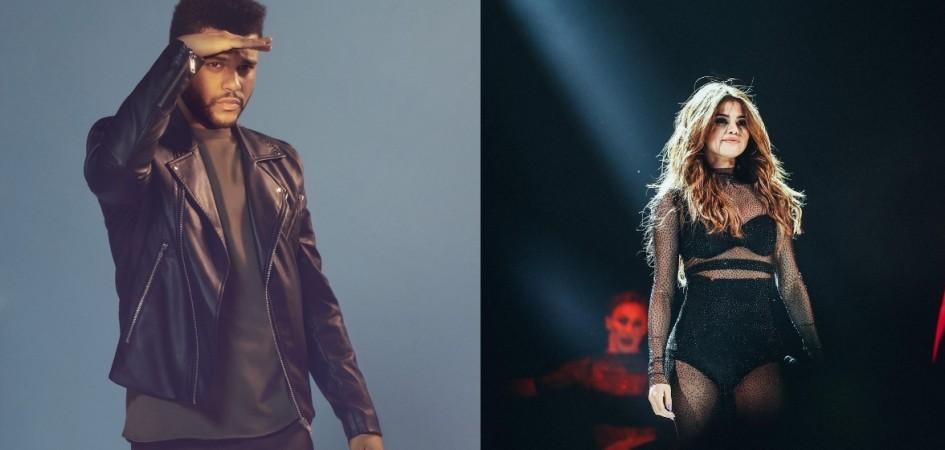 Weeknd Selena