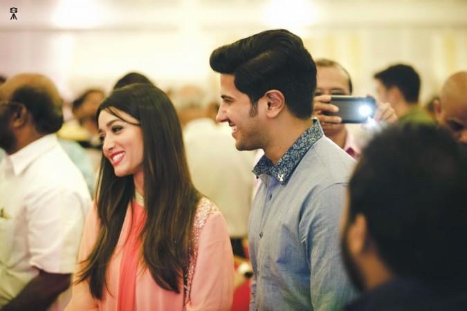 Dulquer Salmaan, Amal Sufiya