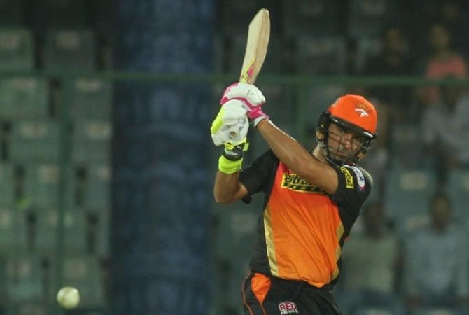 Yuvraj Singh, SRH, RCB, IPL 2017, India