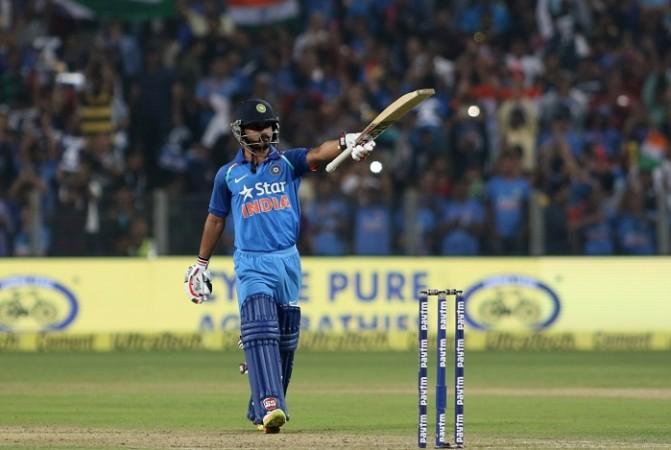 Kedar Jadhav, India, IPL 2017, RCB, SRH