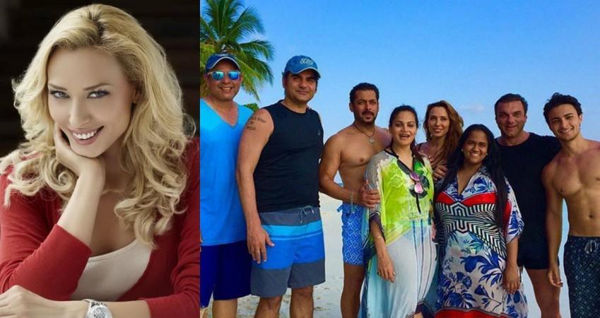 Salman Khan dating Julia vantur