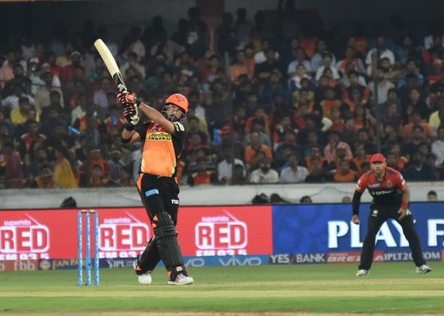 Yuvraj Singh, SRH, RCB, IPL 2017, opening match