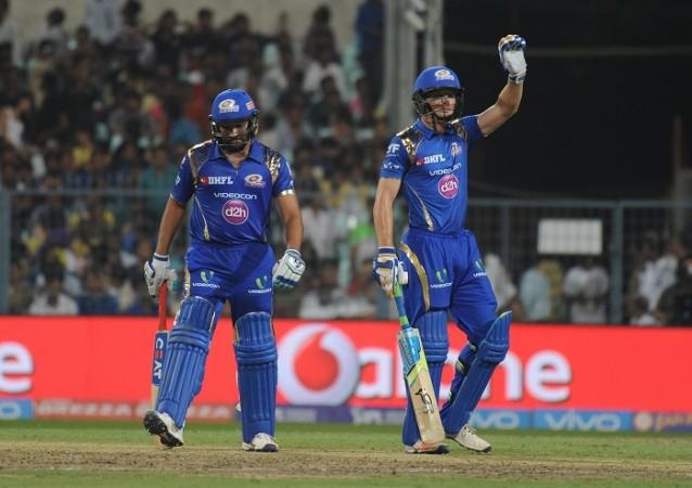 Rohit Sharma, Jos Buttler, Mumbai Indians, RPS, IPL