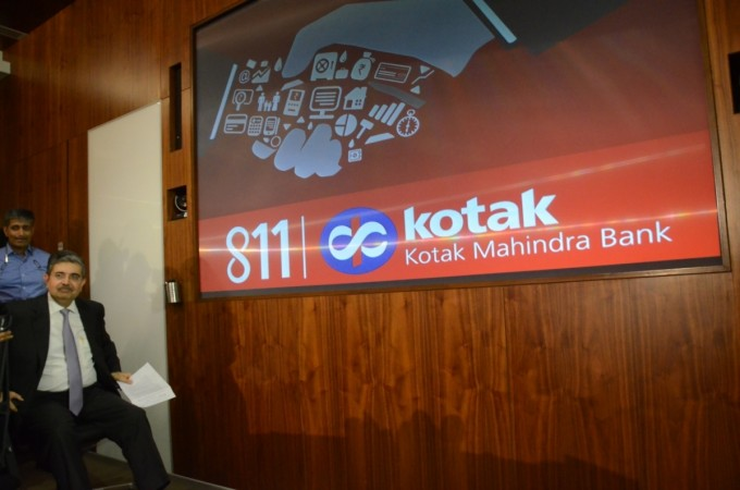 kotak mahindra bank, kmb, uday kotak, digital banking, kotak 811, online banking, banks in india, indian banks