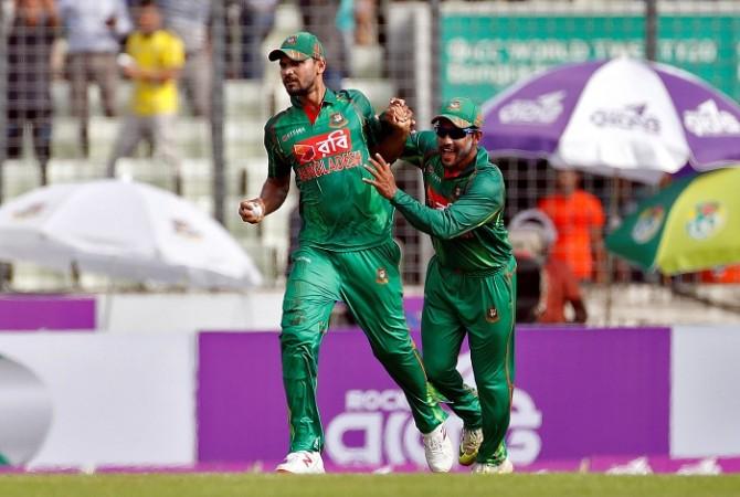 Mashrafe Mortaza, Watch 2nd T20, Sri Lanka vs Bangladesh