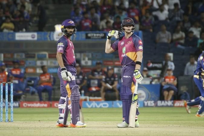 Ajinkya Rahane, Steve Smith, RPS, Mumbai Indians, IPL 2017