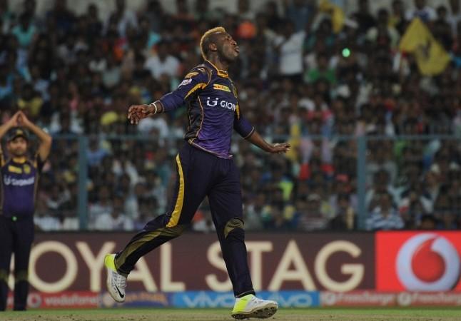 Andre Russell, injury, KKR, IPL 2017, Gujarat Lions