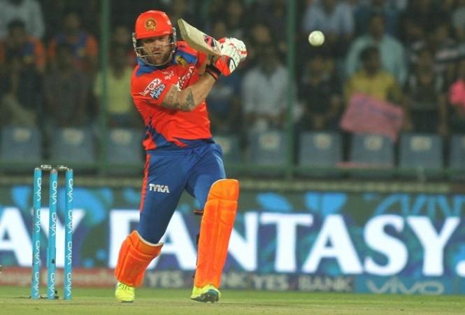 Brendon McCullum, Gujarat Lions, IPL, KKR, Match 3