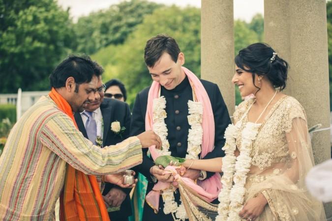 Hindu wedding in Ireland