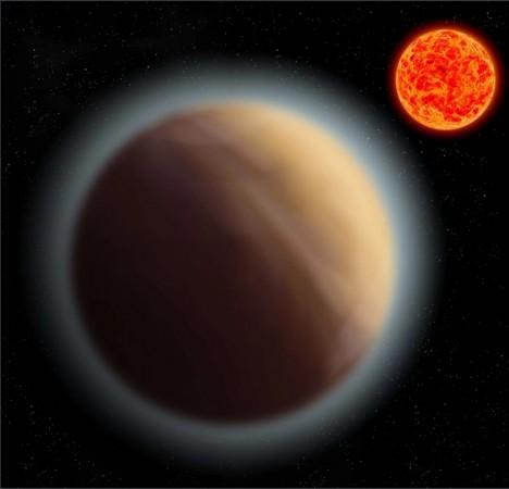 exoplanet, GJ 1132b, atmosphere, space,