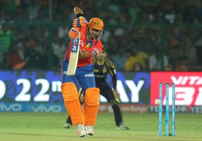 Suresh Raina, Gujarat Lions, KKR, Gautam Gambhir, IPL