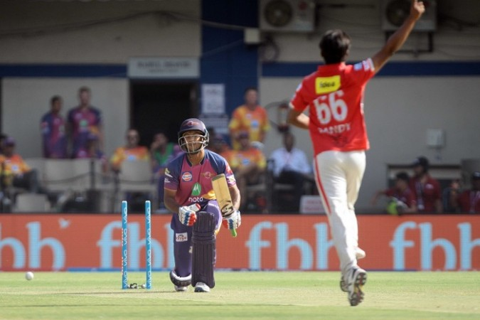 Sandeep Sharma, Kings XI Punjab, Mayank Agarwal, RPS, IPL 2017
