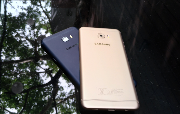 Samsung, Galaxy C7 Pro, hands-on review, first impression