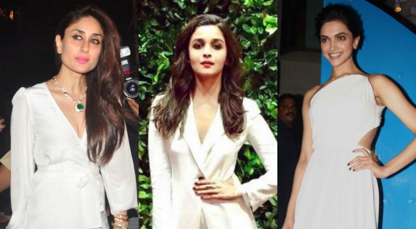 Upgrade your wardrobe with Kareena Kapoor Khan, Deepika Padukone and other actresses' white summer styles [PHOTOS] - IBTimes India