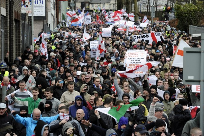 Birmingham protests