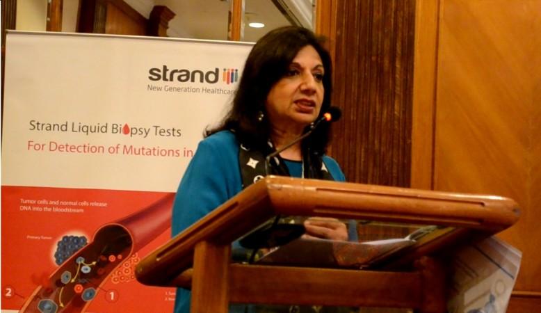 Strand, cancer, Kiran Mazumdar-Shaw, health,