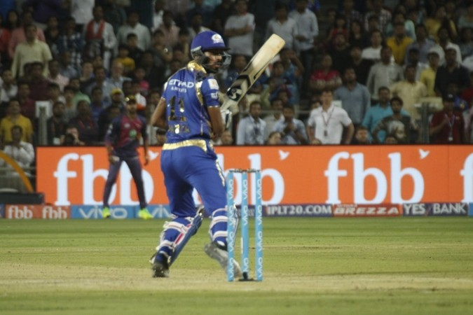 Hardik Pandya, Mumbai Indians, IPL, RPS, Sunrisers Hyderabad