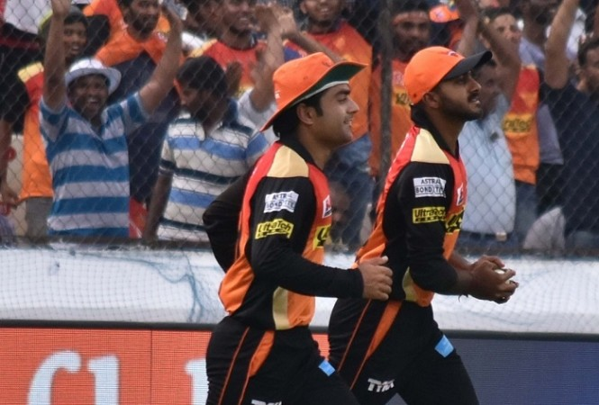 Rashid Khan, Vijay Shankar, Sunrisers Hyderabad, IPL 2017, Mumbai Indians