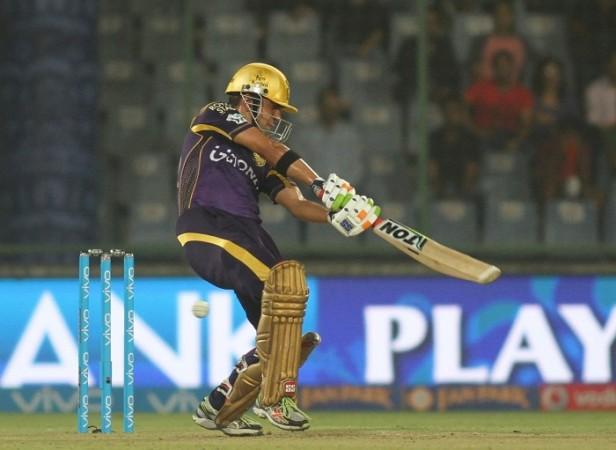 Gautam Gambhir, IPL 2017, IPL, Kolkata Knight Riders, KKR vs KXIP