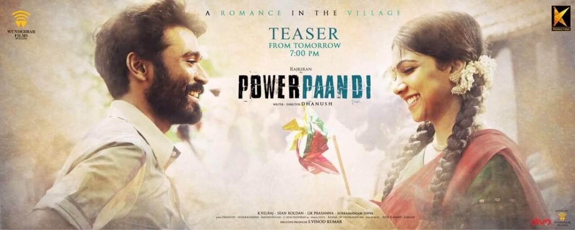 Power Paandi aka Pa Paandi