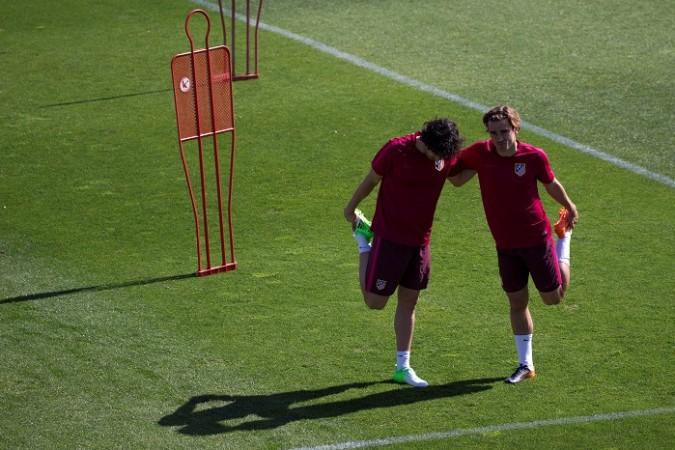 Antoine Griezmann, Atletico Madrid, Champions League, Leicester City