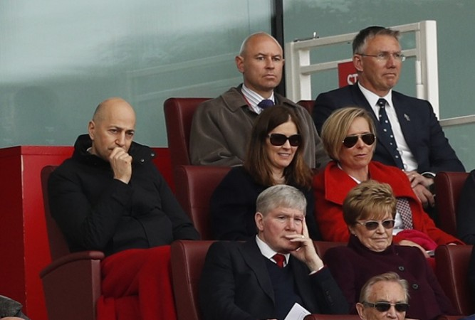Ivan Gazidis, Arsenal, board, chief executive, Arsene Wenger