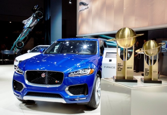 Jaguar F Pace, World Car Of The Year