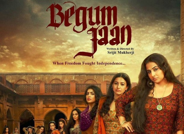 Vidya Balan, Begum Jaan