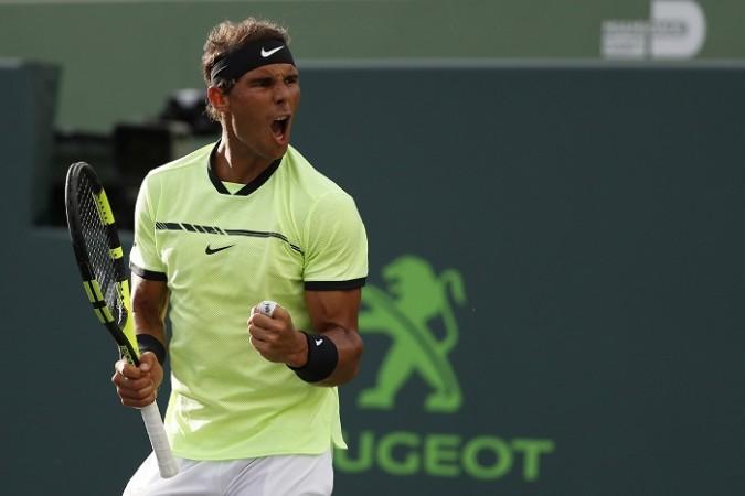 Rafael Nadal, Rafael Nadal news, Roger Federer, Andy Murray, Novak Djokovic, Monte-Carlo Masters, 2017 Monte-Carlo Masters, tennis news, Roland Garros