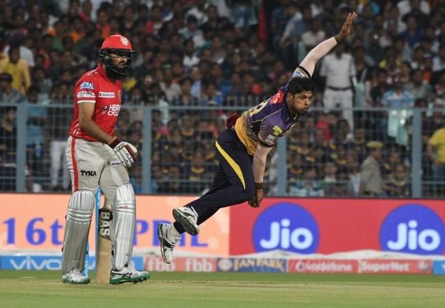 Umesh Yadav, IPl 2017, Kolkata Knight Riders