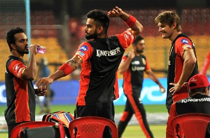 Virat Kohli, Shane Watson, Kedar Jadhav, RCB, IPL 2017
