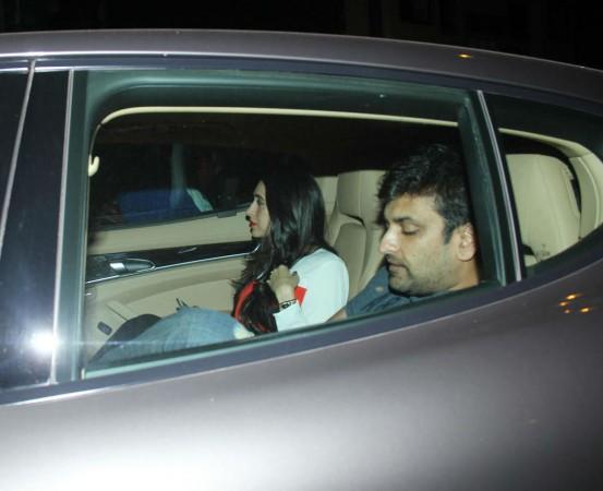 Karisma Kapoor and Sandeep Toshniwal