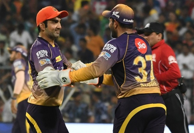 Gautam Gambhir, Robin Uthappa, KKR, Delhi Daredevils, IPL 2017