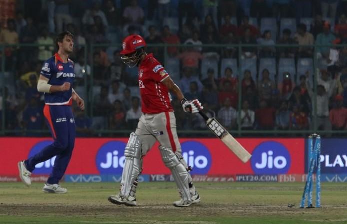 Mohit Sharma, Kings XI Punjab, Pat Cummins, Delhi Daredevils, IPL 2017