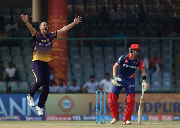 Nathan Coulter-Nile, KKR, Sam Billings, Delhi Daredevils, IPL 2017