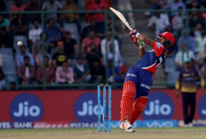 Rishabh Pant, Delhi Daredevils, KKR, Umesh Yadav, IPL 2017