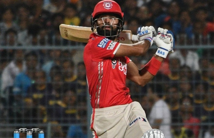Manan Vohra, Kings XI Punjab, IPL, Sunrisers Hyderabad, century