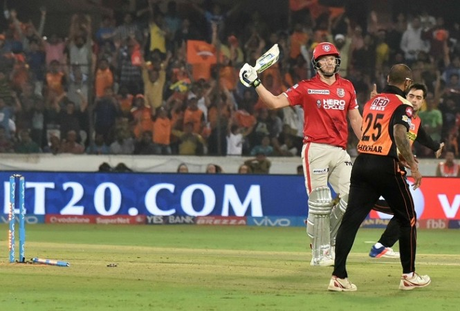 David Miller, Kings XI Punjab, Rashid Khan, Sunrisers Hyderabad, IPL 2017