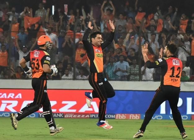 Naman Ojha, Rashid Khan, Yuvraj Singh, Sunrisers Hyderabad, IPL 2017