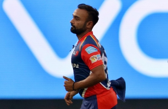 Amit Mishra, Delhi Daredevils, IPL 2017, KKR, SRH