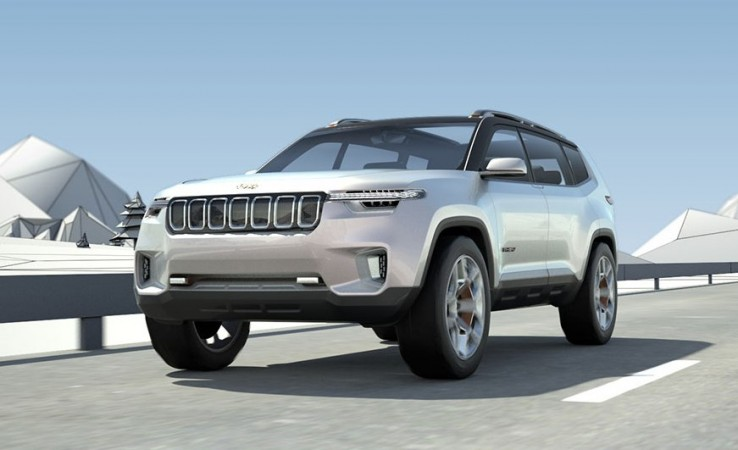 Jeep working on A-segment compact SUV in India, Renegade ...