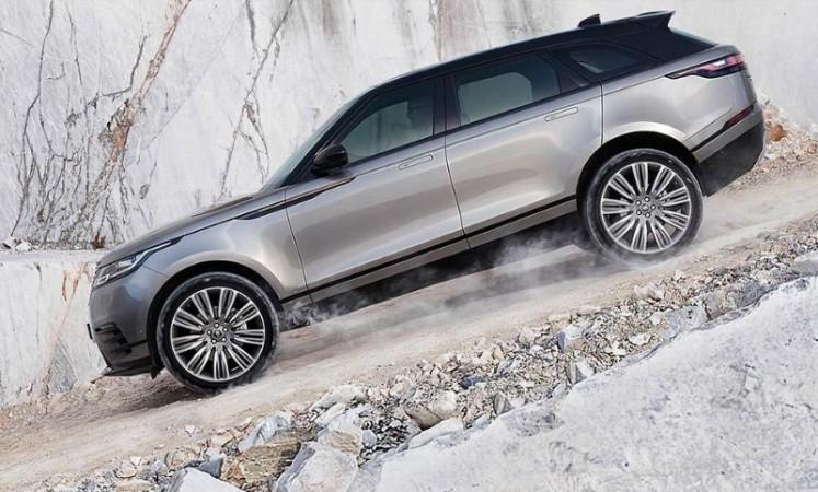 Range Rover Velar, Range Rover Velar India, Range Rover Velar launch