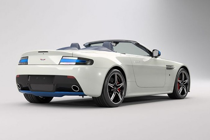 Aston Martin V8 Vantage S Great Britain