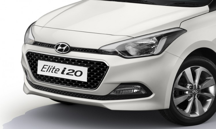 Hyundai Elite i20, new i20